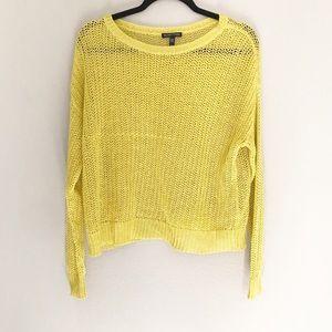 Eileen Fisher 100% Organic Linen Knit Sweater